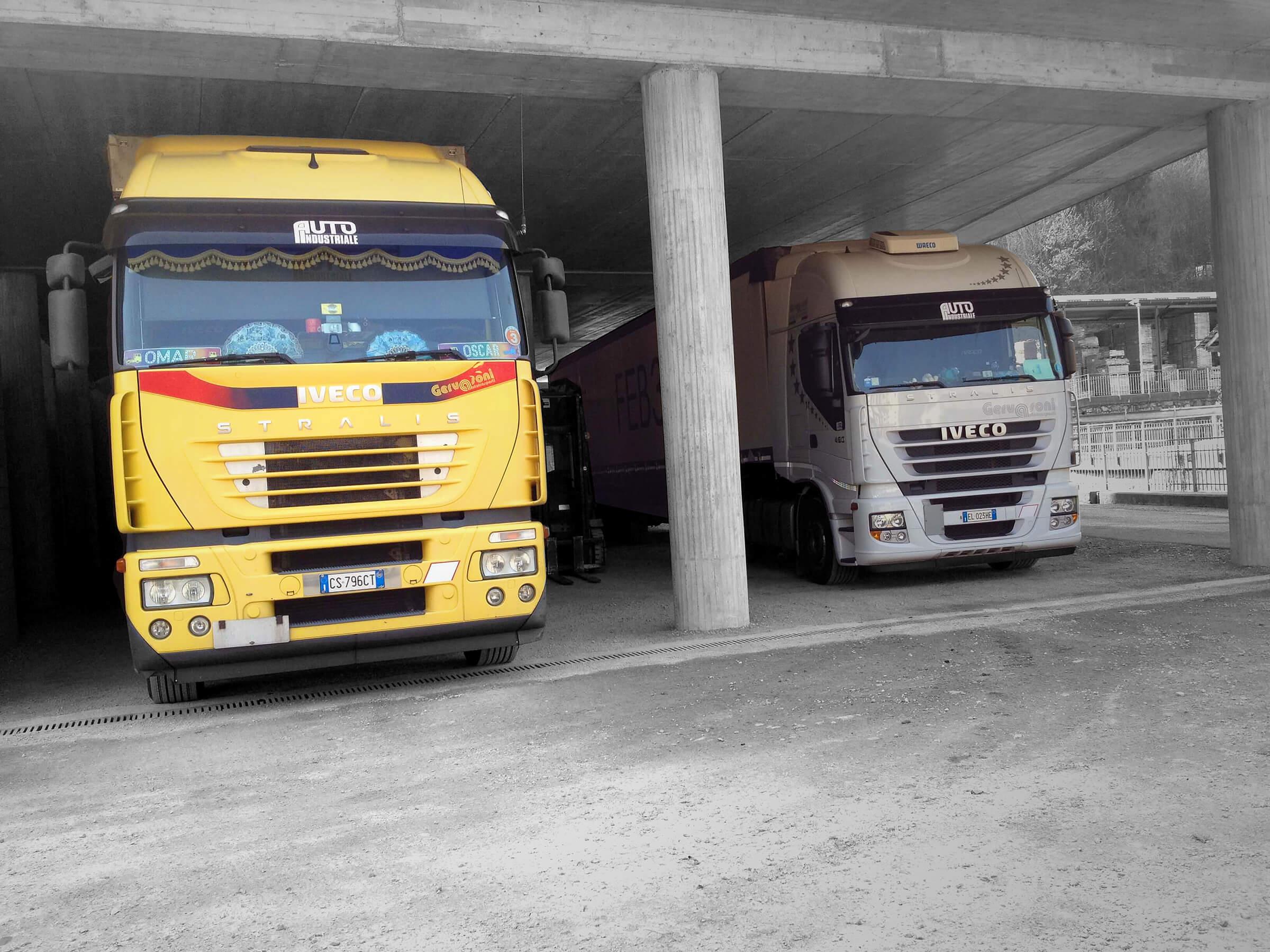 autotrasporti austria bergamo