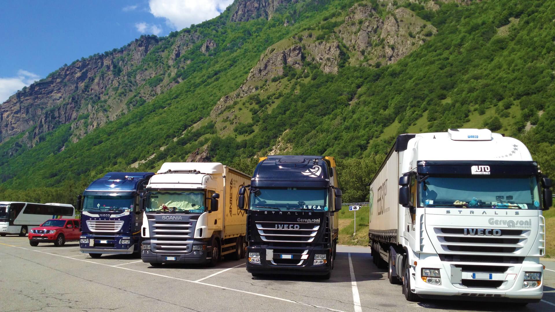 automezzi per distribuzione merci bergamo